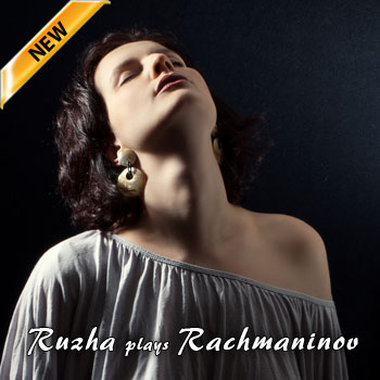 Ruzha Semova plays Rachmaninov